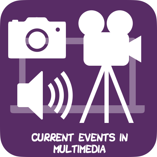 Current Events in Multimedia Logo
